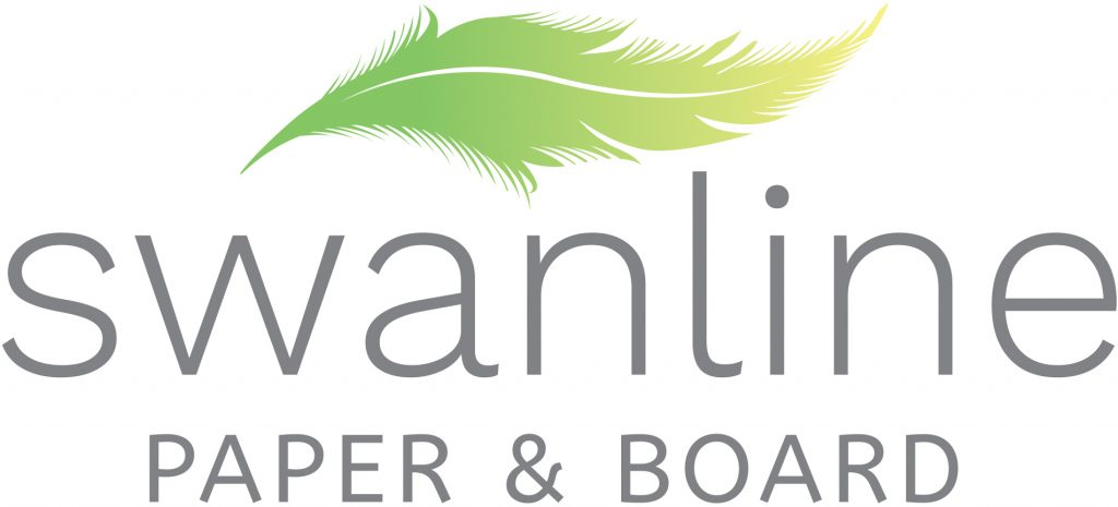 Swanline paper and board logo