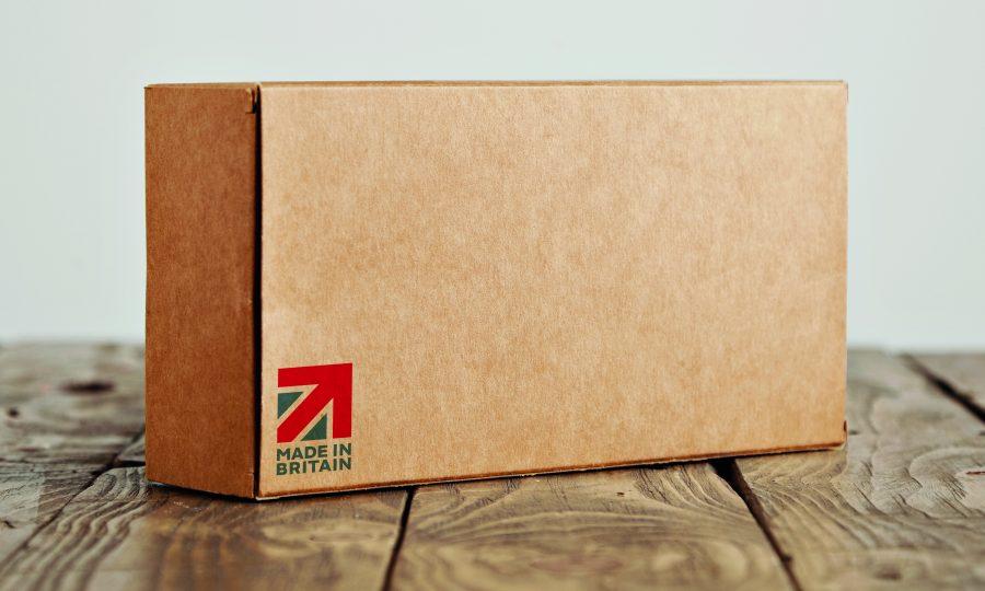 Made in Britain Box
